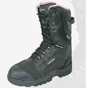 NWT Womens HMK Voyager Snowmobile boots size 9